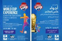 Come Live The World Cup Experience & Cheer For Your Favorite Team at Il Mercato Stadum