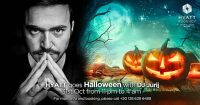 Hyatt goes Halloween with DJ Jurij on October 31st from 11pm @ Hyatt Regency Sharm El Sheikh