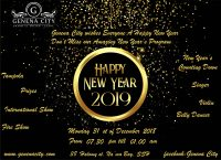 Enjoy New Year's Eve in Genena City