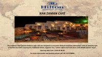 Authentic and Egyptian Bedouin style Cafe @ Hilton Sharks Bay Resort