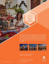 Souk Restaurant - Savor your favorite dish from 6 international cuisines @ Hyatt Regency Sharm el Sheikh