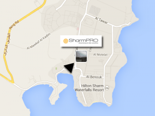 SharmPRO Livecam Map